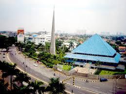 masjid raya pondok indah - informasi dan direktori pondok