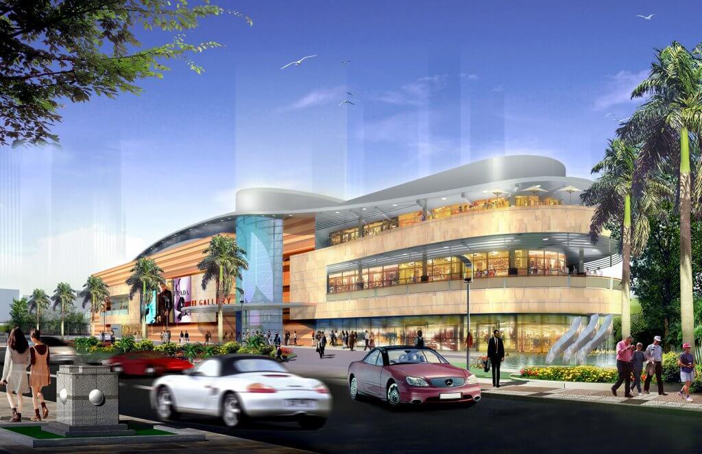 Street Gallery Pondok Indah Mall